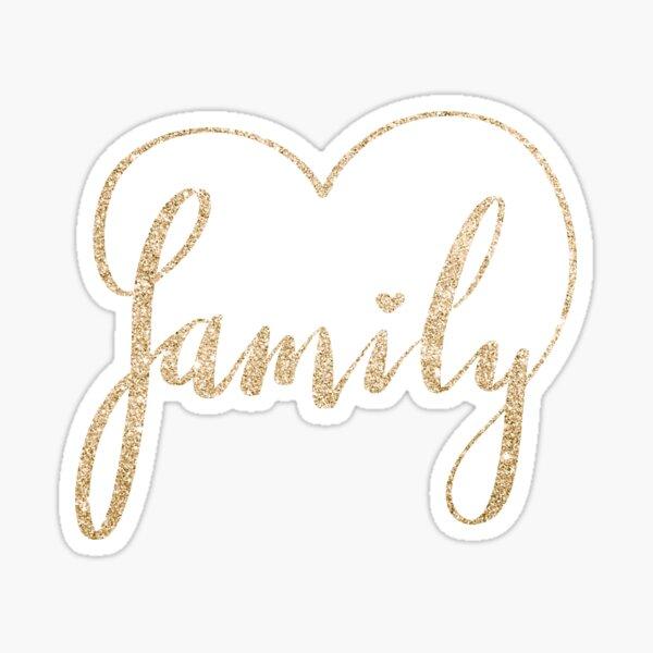 Family by Alice Monber Sticker
