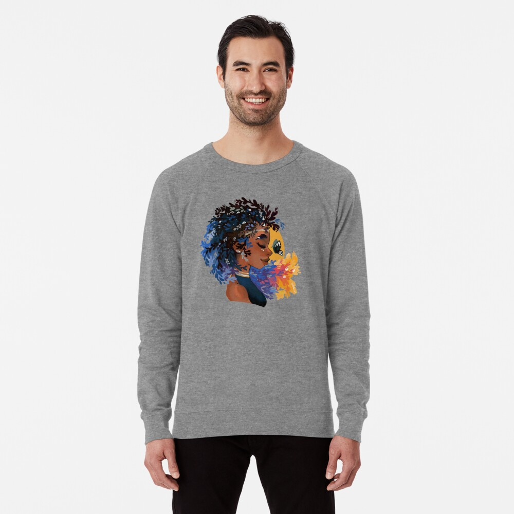 Thyme and time again Lightweight Sweatshirt
