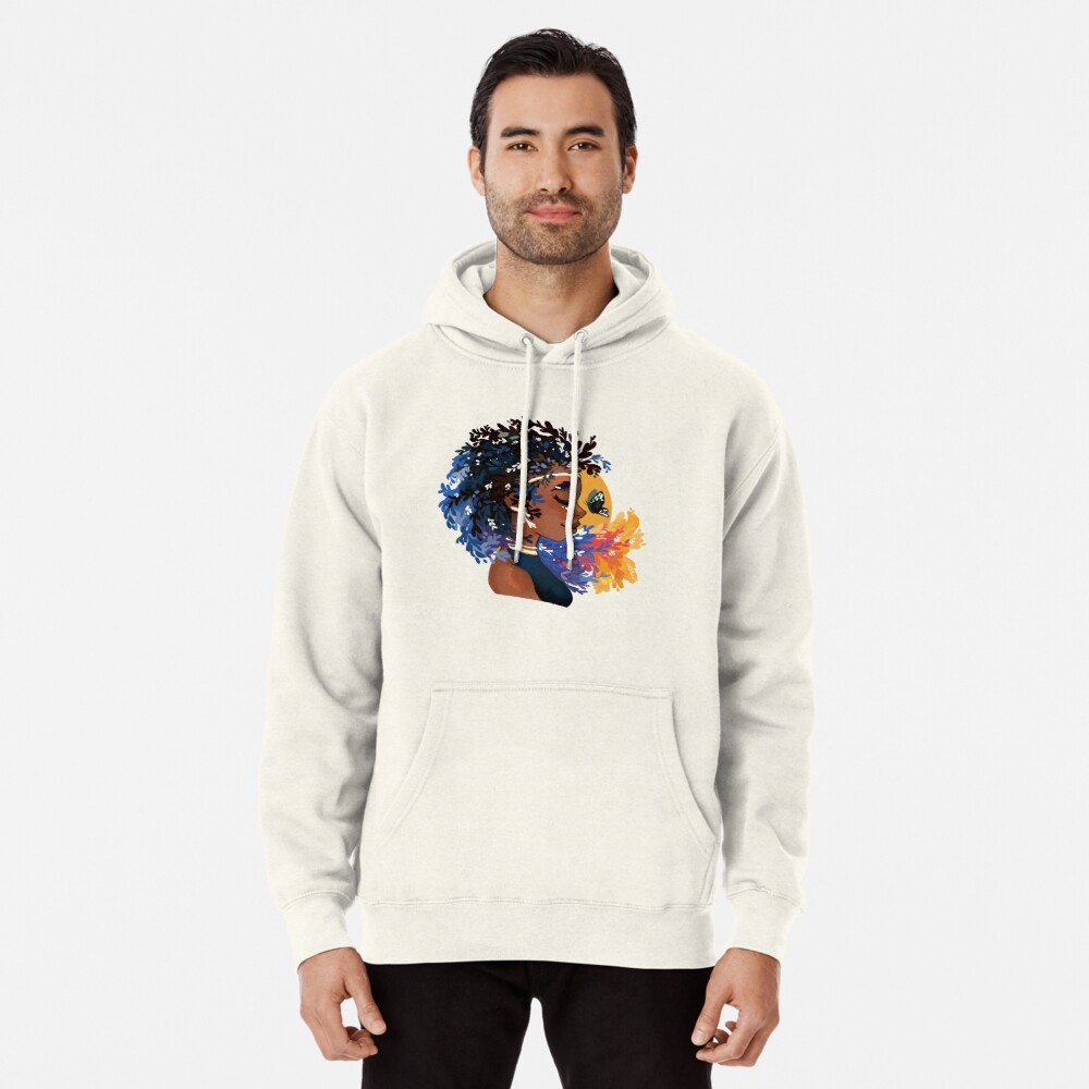 Thyme and time again Pullover Hoodie