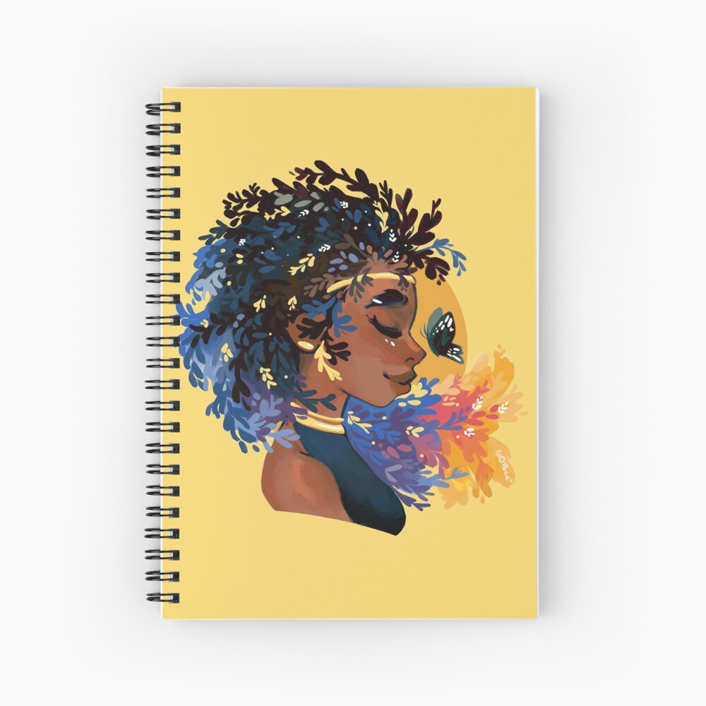 Thyme and time again Spiral Notebook