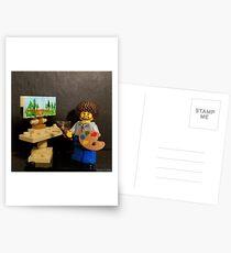 Brick Bob Postcards