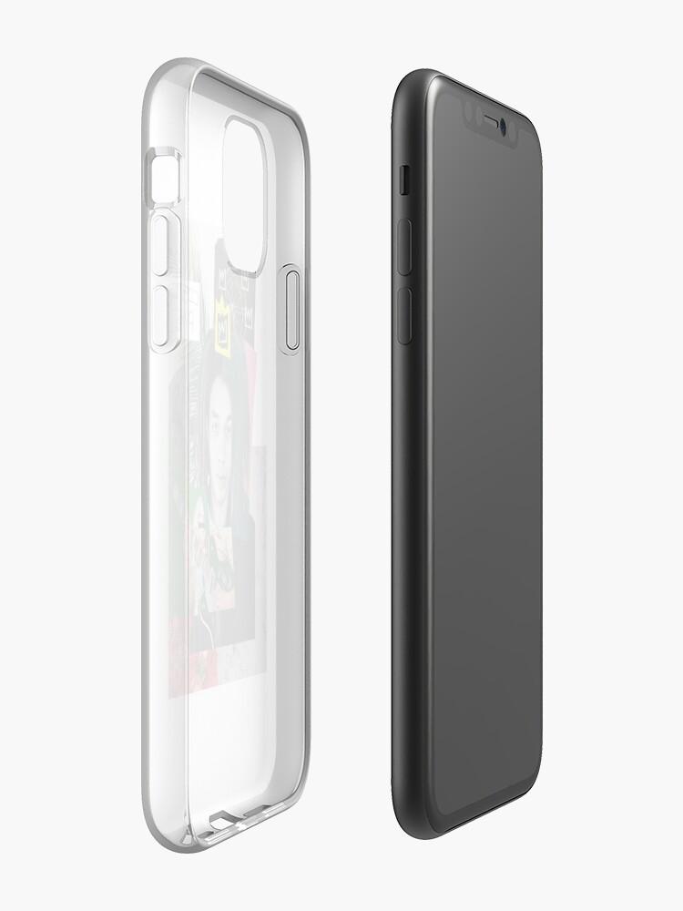 meilleur coque iphone x - Coque iPhone «Cosmo Pyke Art», par sellyasomestuff