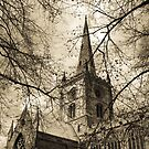 Shakespeare's church by iOpeners