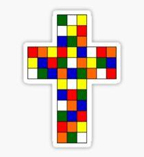 Puzzle Cube  Sticker