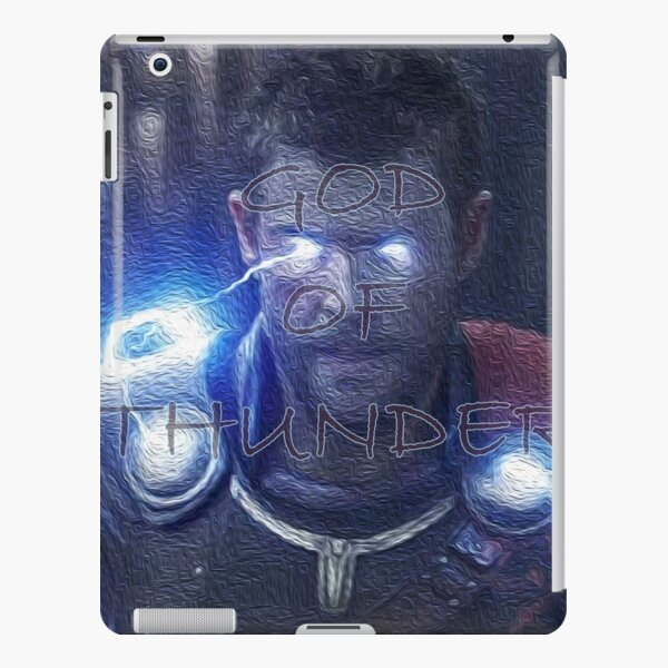 God of Thunder iPad Snap Case