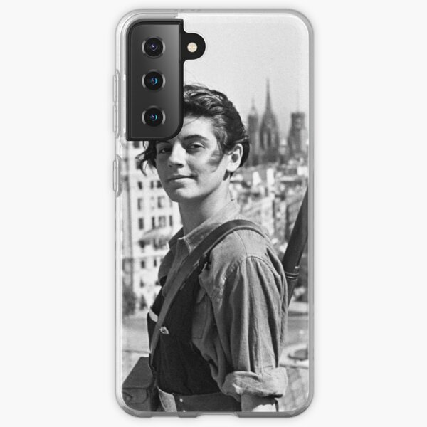 Marina Ginesta - The Left is Beautiful Samsung Galaxy Soft Case