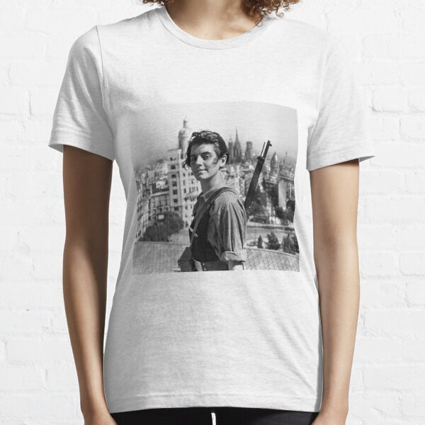 Marina Ginesta - The Left is Beautiful Essential T-Shirt