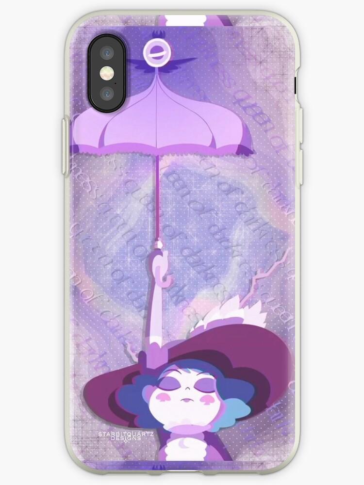 finest selection a4c2a 03de9 'Eclipsa Butterfly - Queen of Darkness SVTFOE' iPhone Case by starbitquartz