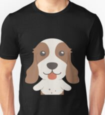 Huge English Springer Spaniel Unisex T-Shirt