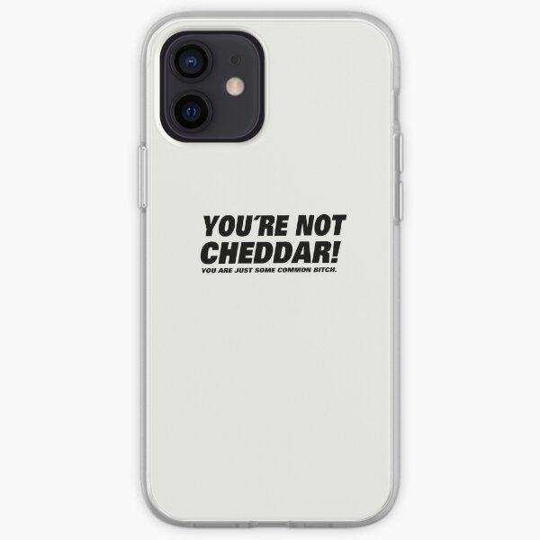 BROOKLYN NINE NINE- CHEDDAR.  iPhone Soft Case