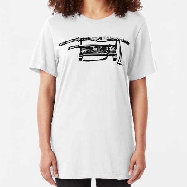 Soul of Musashi Slim Fit T-Shirt