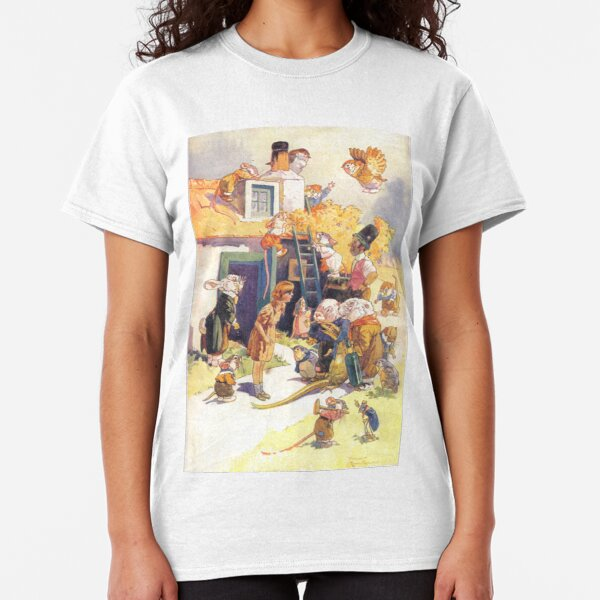 Alice and the Animals Classic T-Shirt