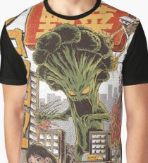 THE BROCCOZILLA Graphic T-Shirt
