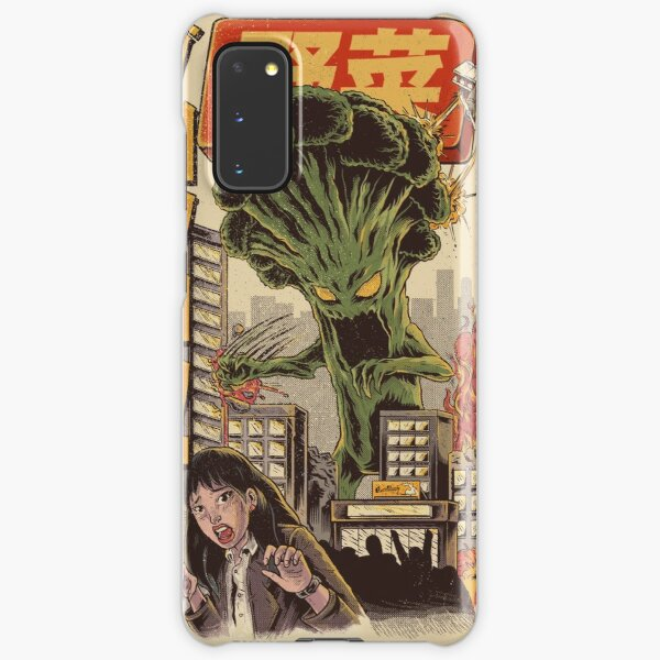 THE BROCCOZILLA Samsung Galaxy Snap Case
