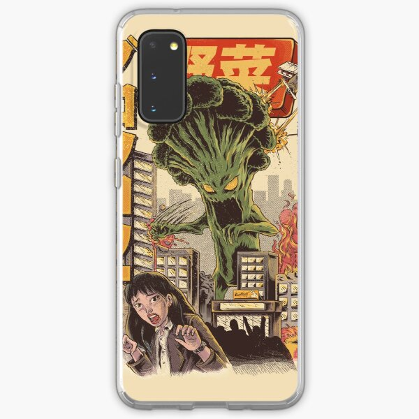 THE BROCCOZILLA Samsung Galaxy Soft Case
