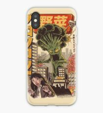 THE BROCCOZILLA iPhone Case