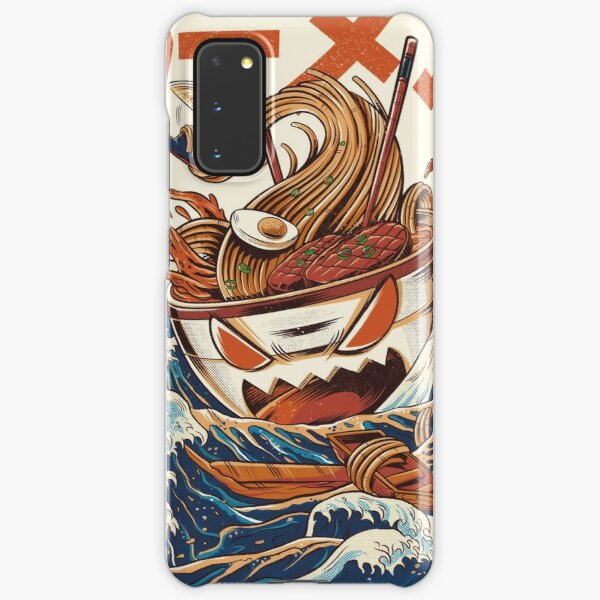 The Great Ramen off Kanagawa Samsung Galaxy Snap Case