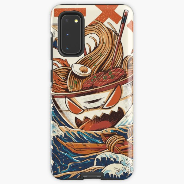 The Great Ramen off Kanagawa Samsung Galaxy Tough Case