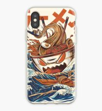 The Great Ramen off Kanagawa iPhone Case