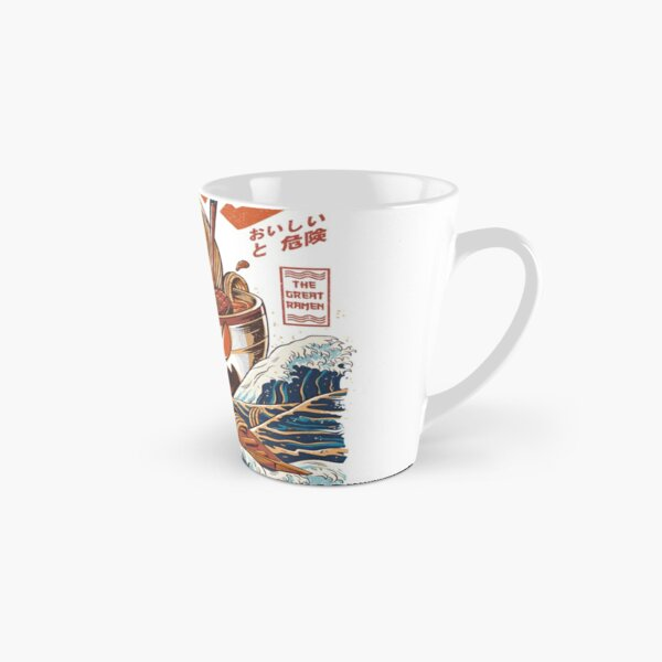 The Great Ramen off Kanagawa Tall Mug