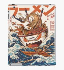 The Great Ramen off Kanagawa iPad Case/Skin