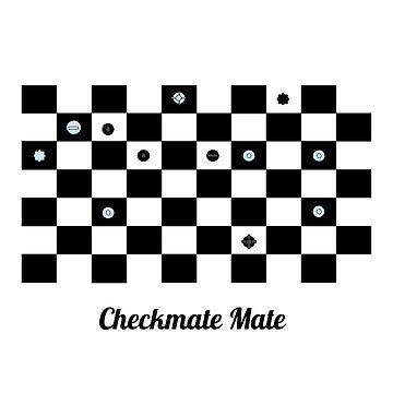 Checkmate mate by evanpolasek