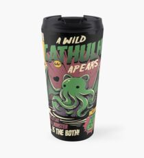 Cathulhu Travel Mug