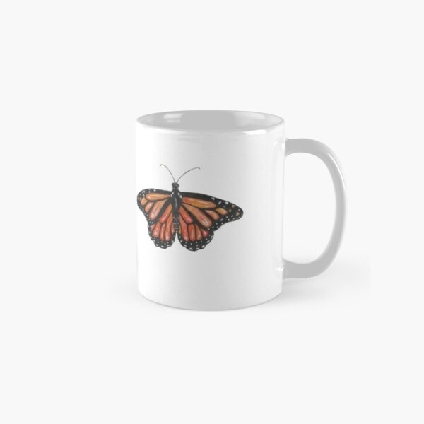 Monarch Butterfly Classic Mug