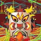 cuban mask by rhanks