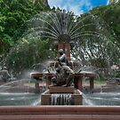 Hyde Park Fountain by bbbautista