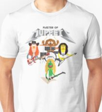 Master of Muppets 2 - Muppets as Metallica Band Unisex T-Shirt