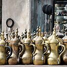 Aladdin's Coffee Pots by Kasia-D