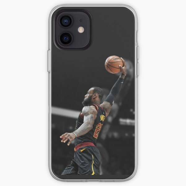 Lebron Dunk Phone Case Coque souple iPhone