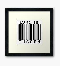 Made in Tucson Framed Print