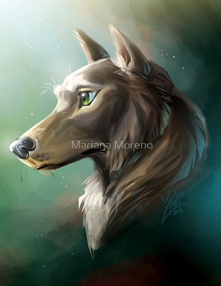 «Dog-Wolf» de Mariana Moreno