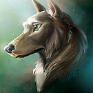 Dog-Wolf by Mariana Moreno