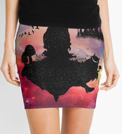 Volver al país de las maravillas Minifalda