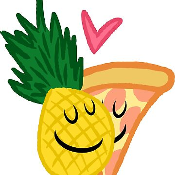 Pineapple x Pizza by MeInTheMirror