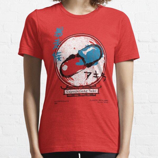 Capsule Gang Sake T-shirt essentiel