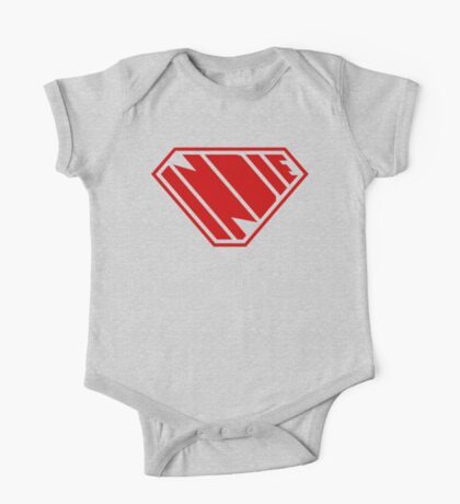Indie SuperEmpowered (Red) Kids Clothes