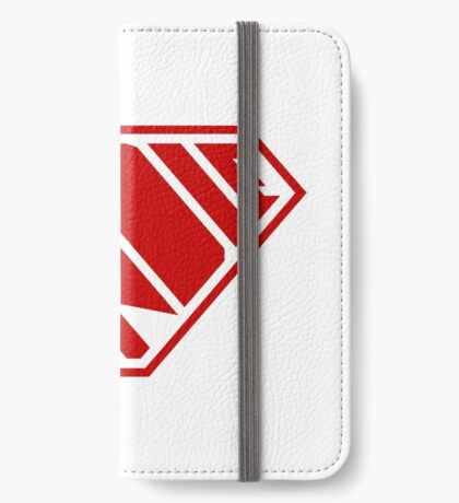 Indie SuperEmpowered (Red) iPhone Wallet