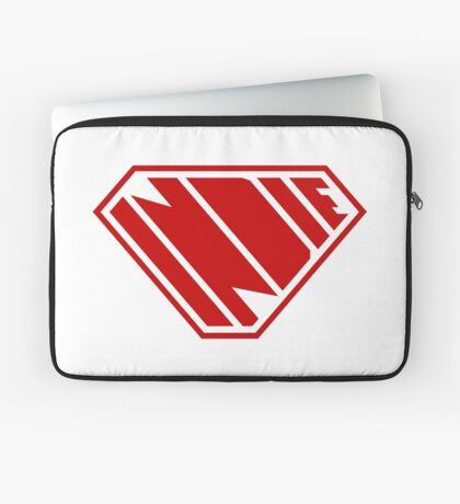 Indie SuperEmpowered (Red) Laptop Sleeve
