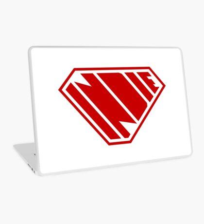 Indie SuperEmpowered (Red) Laptop Skin