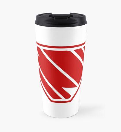 Indie SuperEmpowered (Red) Travel Mug