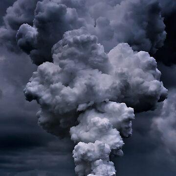 Kilauea Volcano at Kalapana 3e by alex4444