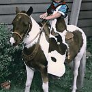 A pony ride back in time... by Marjorie Wallace