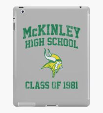 McKinley High School Class of 1981 (Freaks and Geeks) iPad Case/Skin