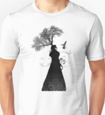 The Iron Lady and the Hummingbird T-Shirt