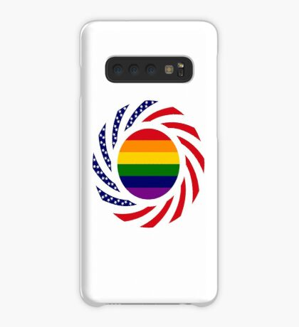 Love is Love American Flag Case/Skin for Samsung Galaxy