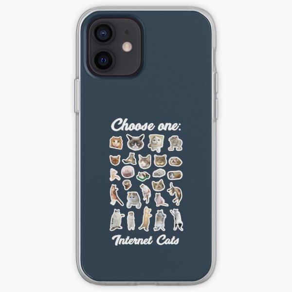 Internet Cats iPhone Soft Case